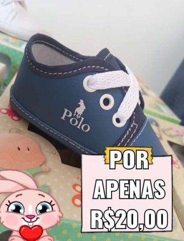 Sapato bebê - Foto 5