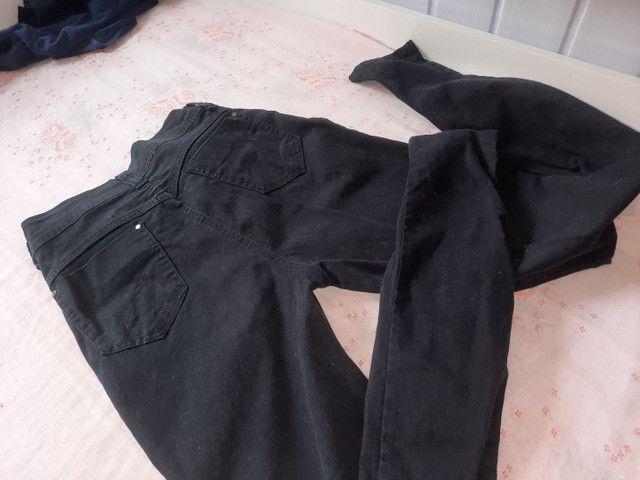 Calça preta - Foto 3