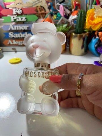 lacrado  Perfume Moschino Toy 2 Feminino Eau de Parfum 30ml