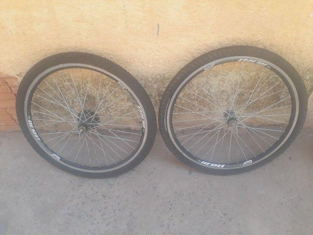 Rodas de bike 150 $