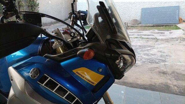 XT 1200Z - Super Ténéré 2012 - Único dono - Pneus Novos - Foto 2