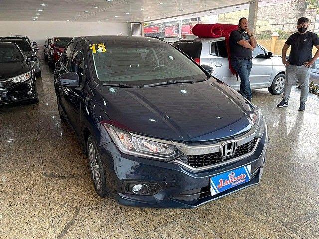 Honda City LX 1.5 CVT (Flex) 2018 - Foto 4