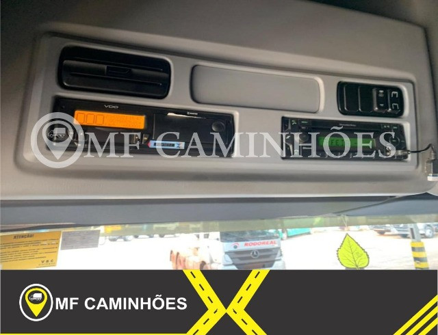 Mercedes-benz Axor 2644 6x4 2019 Teto Alto seminovo - Foto 5