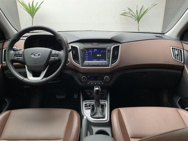 Hyundai Creta CRETA 2.0 PRESTIGE (AUT) FLEX AUTOMÁTICO - Foto 5