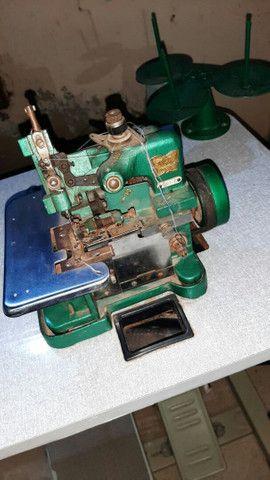 Máquina overloc semi industrial  - Foto 5
