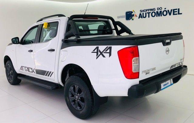 Frontier Attack 4x4 diesel 2020 com 29.000 km + transf. + tanque cheio!!! (81)9.9881.0159  - Foto 18