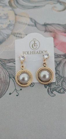 Semi jóias folheadas - Foto 6