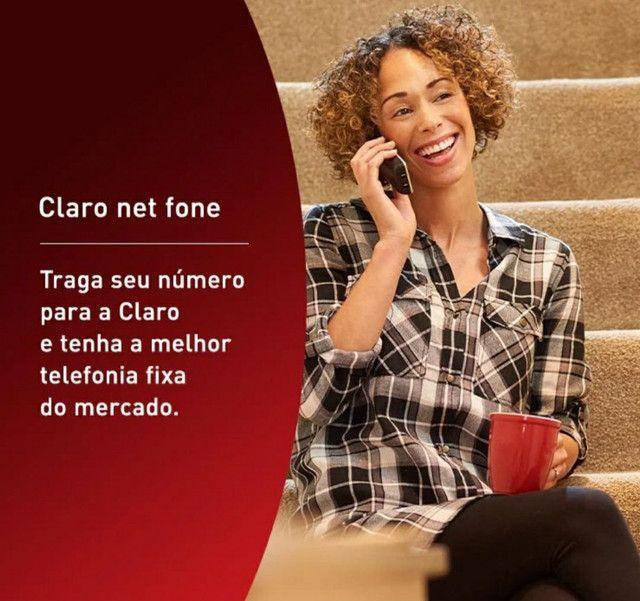 Vem pra CLARO  - Foto 4