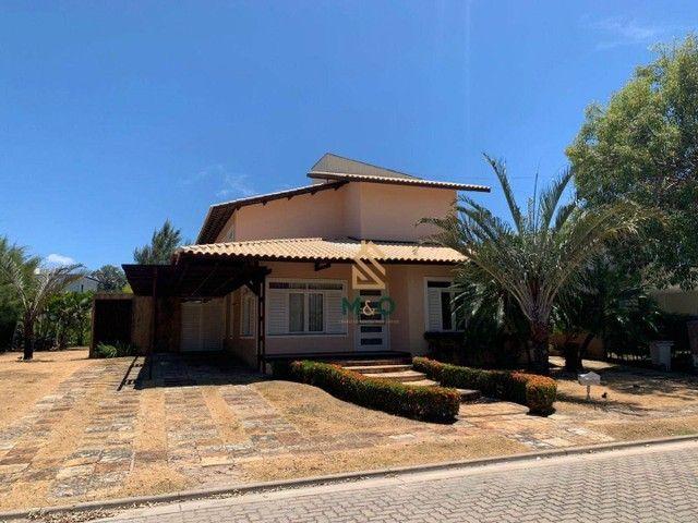 Casa com 4 dormitórios à venda, 360 m² por R$ 2.250.000,00 - Porto das Dunas - Aquiraz/CE
