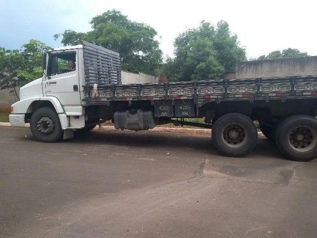 Caminhão Mb 1620 - Foto 6