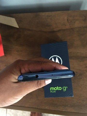 Moto G9 plus 128GB  ( Aceito troca ) - Foto 6