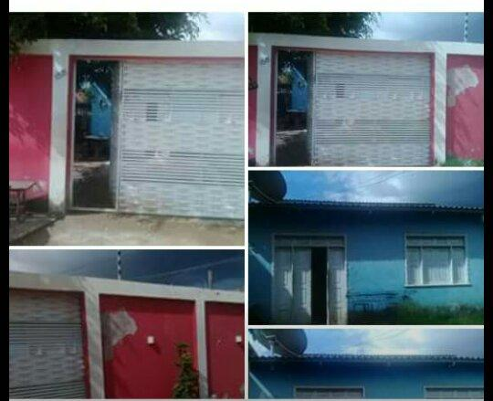 Vendo uma casa bairro Bahia nova