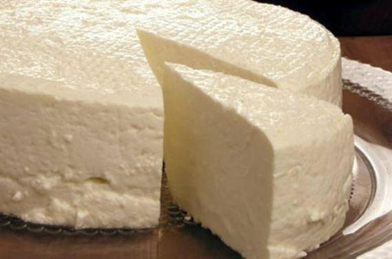 Temos queijo direto da fazenda