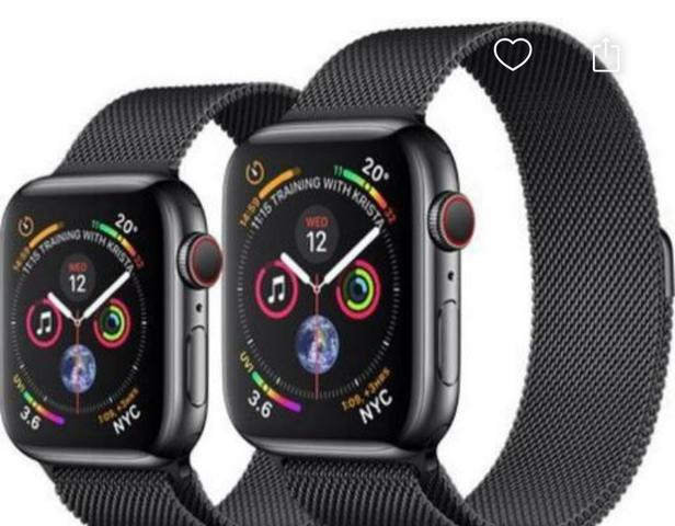 5a9217f28cecc Apple Watch serie 4 (pronta entrega)
