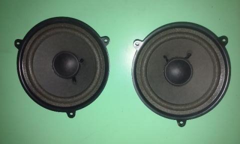 Par/Kit de alto falantes dianteiros originais Logus/Pointer (Novo)