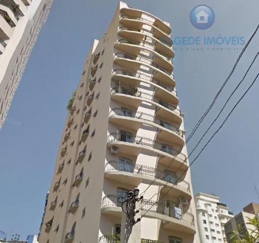 Flat  residencial para locação, Higienópolis, São Paulo.