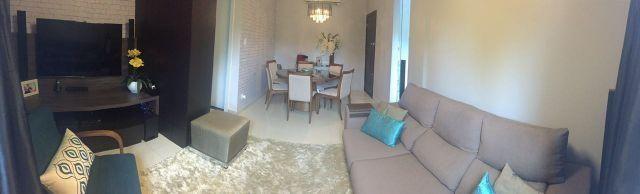 Apartamento 02 qts no Condominio Pq. dos Franceses Chapada
