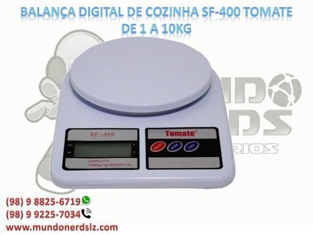 Balança Digital Precisão 1g A 10 Kg Cozinha Dieta Fitness Marca Tomate em são luís ma