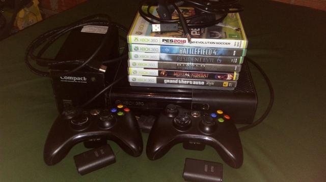 Xbox 360 (destravado)