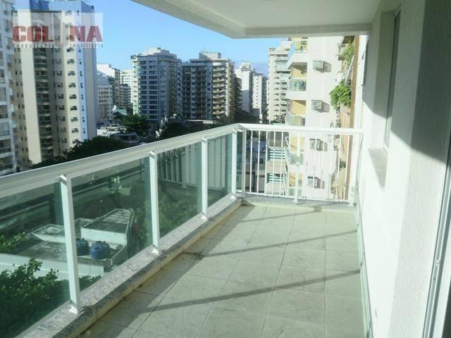 Apartamento com 3 dormitórios à venda, 110 m² por R$ 900.000 - Jardim Icaraí - Niterói/RJ