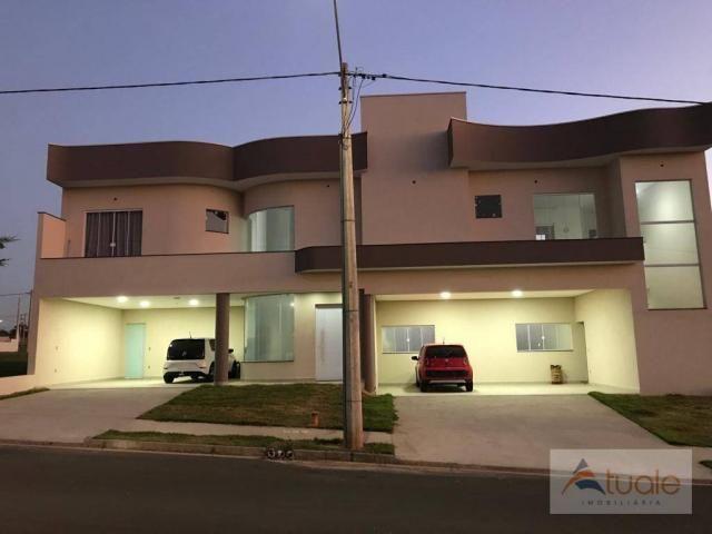 Casa com 3 dormitórios à venda, 440 m² - parque olívio franceschini - hortolândia/sp
