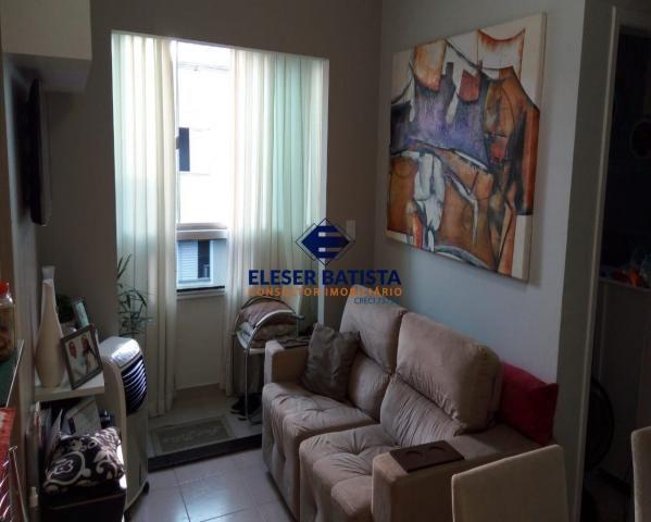 Apartamento à venda com 2 dormitórios em Vila da serra, Serra cod:AP00148