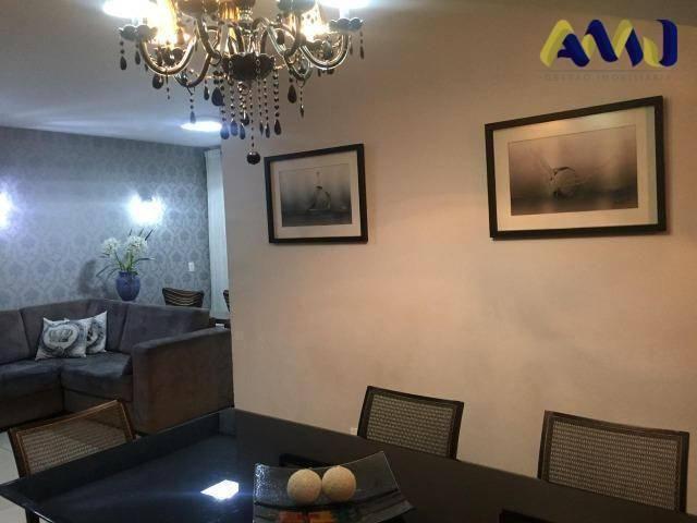 Apartamento à venda, 113 m² por r$ 410.000,00 - setor bueno - goiânia/go - Foto 3