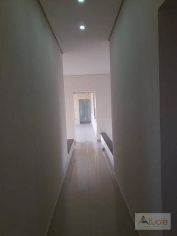 Casa com 3 dormitórios à venda, 440 m² - parque olívio franceschini - hortolândia/sp - Foto 3