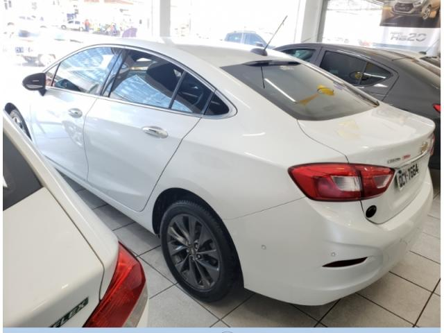 CHEVROLET  CRUZE 1.4 TURBO LTZ 16V FLEX 2018 - Foto 2
