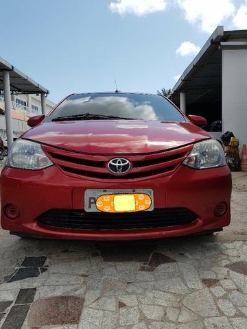 Toyota Etios 1.3 X hatch 2014 particular Novo - Foto 17