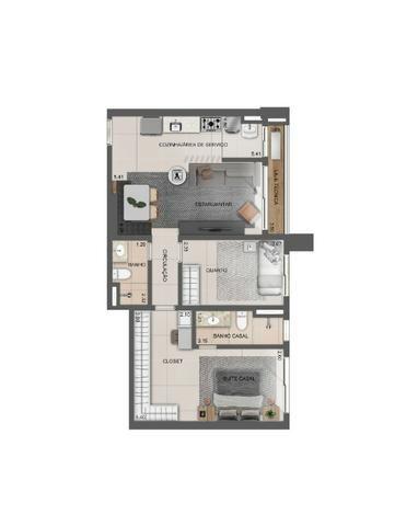 Full bueno - 02 quartos - no Setor Bueno | condição especial e entrada facilitada - Foto 18
