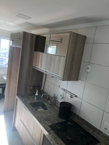 Apartamento 2 Quartos 1 suite 1 vaga em frente Vaca Brava ao lado do Goianaia Shopp - Foto 8