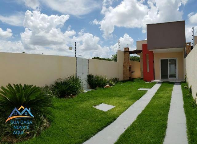 Casa com 2 dormitórios à venda, 85 m² por R$ 135.000 - Barrocão - Itaitinga/CE - Foto 3
