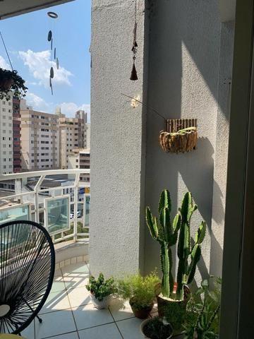 Apartamento pronto para morar no Setor Bueno com 3 quartos e 2 vagas - Foto 18