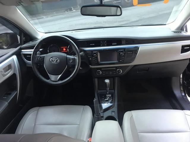 Corolla 2015 XEI Muito Novo (Troco e financio) - Foto 7