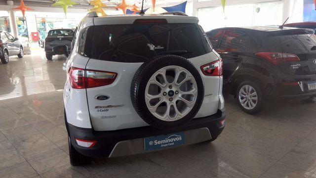 Ford Ecosport Titanium 2.0 AT - Foto 2