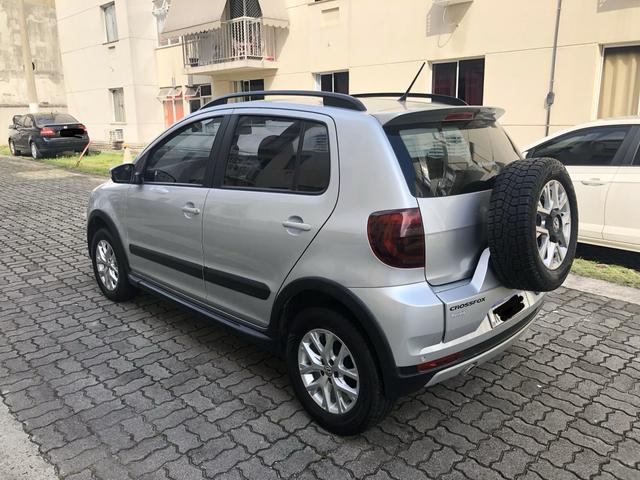 VW - Volkswagen CROSSFOX 1.6 Automático Muito Novo - Foto 7