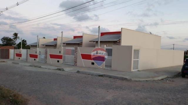Casas Prox. ao Serv Club 02 quartos sendo um Suite - Foto 4