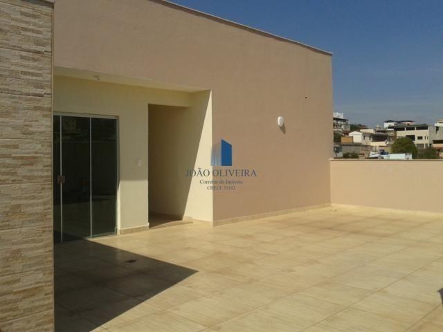 Cobertura - Santa Matilde Conselheiro Lafaiete - JOA18 - Foto 2