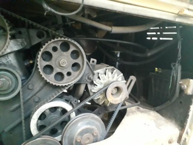 Kombi Diesel Furgão - toda original - Foto 10