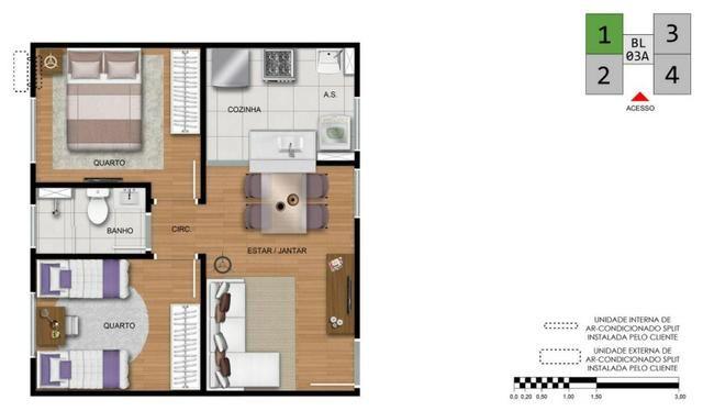 Apartamento Minha Casa Minha Vida - Foto 11
