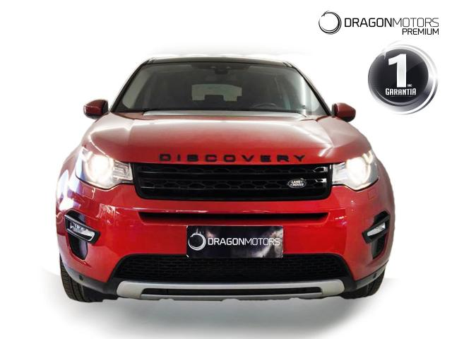 LAND ROVER DISCOVERY SPORT 2015/2015 2.0 16V SI4 TURBO GASOLINA HSE LUXURY 4P AUTOMÁTICO - Foto 2