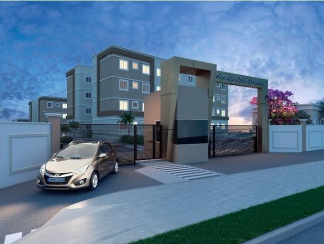 Apartamentos de 2 Quartos na região fo Portal do Sol em São josé dos Pinhais