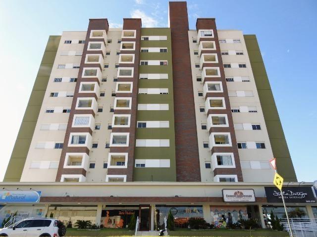 Apartamento 2 dormitórios sendo 1 suíte, em ótima localização no centro!!