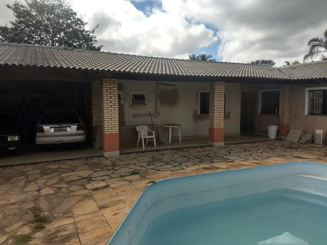 Arniqueiras QD 05 Casa piscina churrasqueira condomínio lote 970m só 570mil