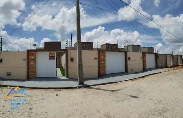 Casa com 2 dormitórios à venda, 85 m² por R$ 135.000 - Barrocão - Itaitinga/CE