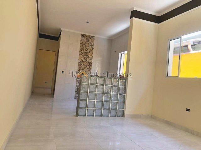 Casa à venda com 2 dormitórios em Itaóca, Mongaguá cod:146 - Foto 3