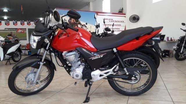 Motos Honda CG 160 Start