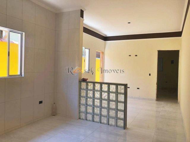 Casa à venda com 2 dormitórios em Itaóca, Mongaguá cod:146 - Foto 6