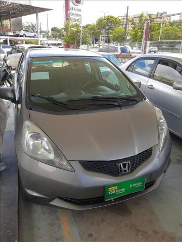HONDA FIT 1.4 LXL 16V FLEX 4P AUTOMÁTICO